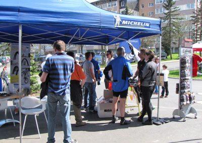 Ski Bike Marr kooperiert mit Michelin
